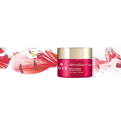 MERVEILLANCE EXPERT DAY Cream Normal skin anti-wrinkles face care NUXE