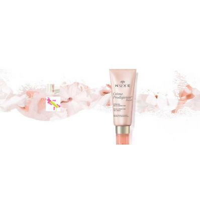 Crème PRODIGIEUSE BOOST multi correction gel cream NUXE