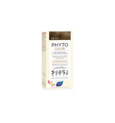 Phytocolor 7.3 Blond doré PHYTO coloration permanente phytosolba