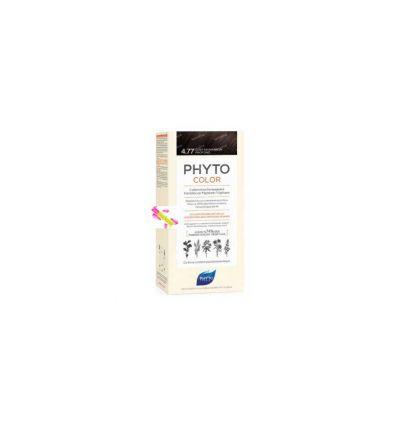 Phytocolor 4.77 Châtain Marron profond phytosolba