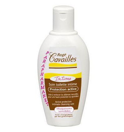 Soin toilette intime.Protection active fl 500 ml. ROGE CAVAILLES