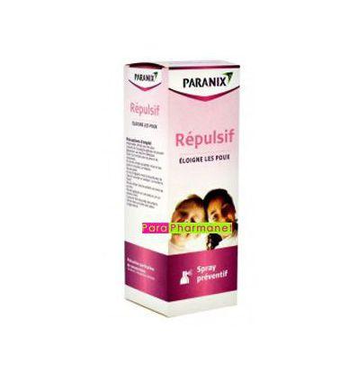 Paranix Répulsif anti-poux spray préventif