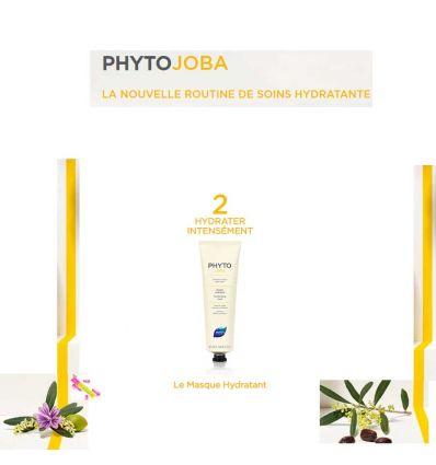 PHYTOJOBA Masque HYDRATANT Cheveux secs Phyto 150 ml