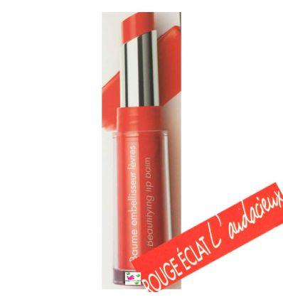 Avène COUVRANCE baume embelliseur rouge éclat audacieux maquillage Avène