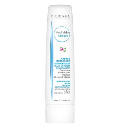 Hydrabio Mask face moisturizing mask BIODERMA