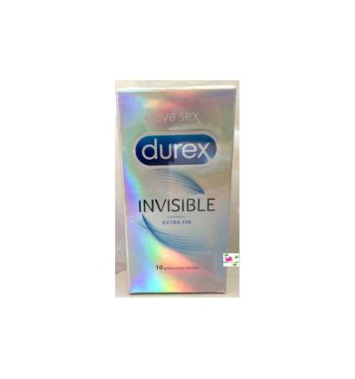 DUREX PRESERVATIFS SENSIBILITE Ultime