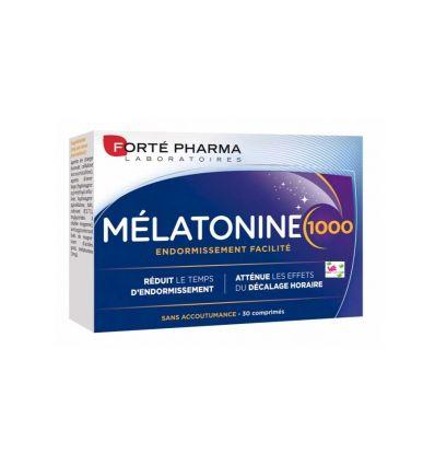 MELATONINE 1000 30 comprimés Forte Pharma