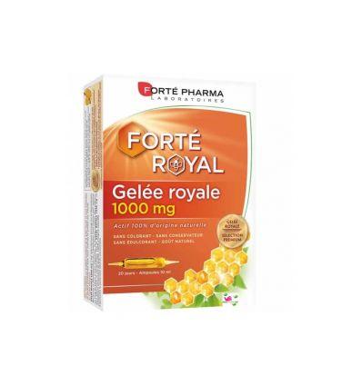 Gelée Royale 1000 mg FORTE PHARMA Concentré Fortifiant et Protecteur