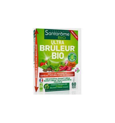 SANTAROME ULTRA BRULEUR BIO gelules MINCEUR