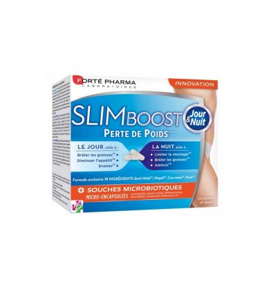 FORTE PHARMA SLIM BOOST weight loss night and day slim treatment