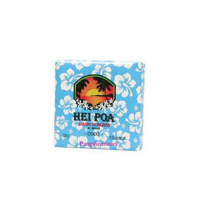 Soap Surgras with Monoï Coco Hei poa