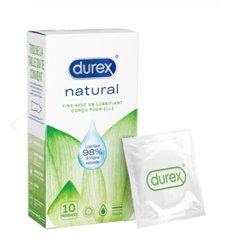 Préservatif Natural - 10 préservatifs - DUREX