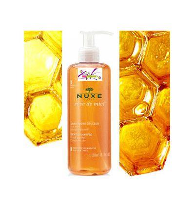 Shampoing douceur Rêve de Miel 300ml Nuxe
