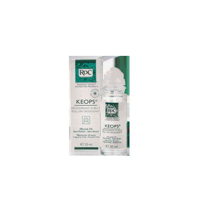 Keops Roll-on Deodorant by (2* 30 ML). ROC