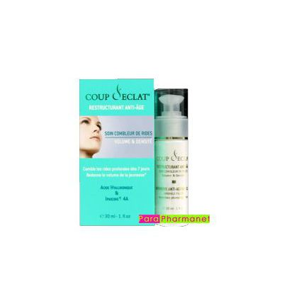 Intensive anti-ageing care wrinkle filler Coup d'éclat
