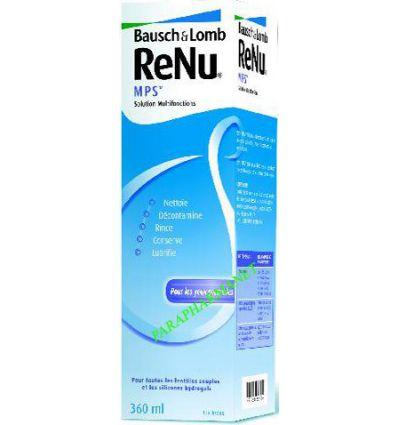 Renu MPS Multipurpose solution. BAUSH & LOMB