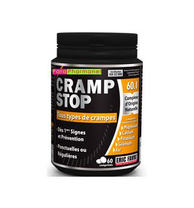 CRAMP Stop complexe anti-crampes 3 Chênes