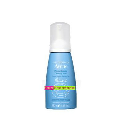 AVENE PEDIATRIL MOUSSE LAVANTE