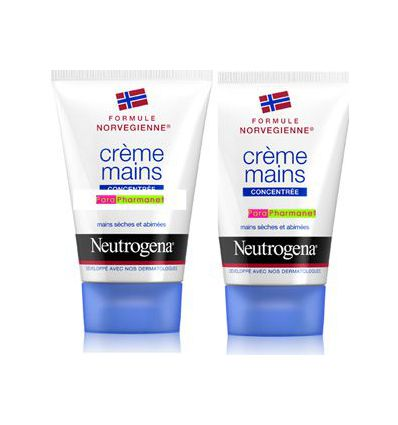 Parfumed Hand Cream Duo NEUTROGENA