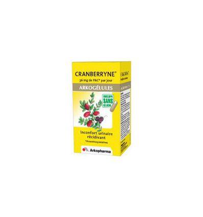 Arkogélules Cranberryne FL/45 Arkopharma