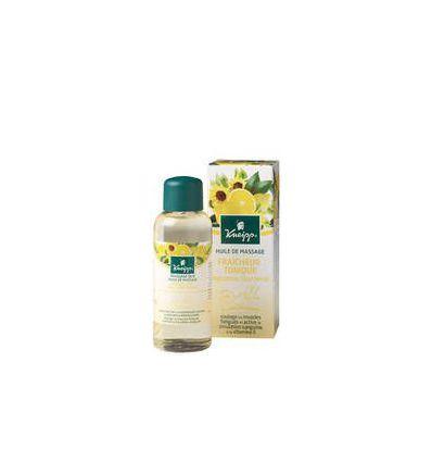 Massage Oil Tonic coolness Citrus fruits Sunflower- KNEIPP
