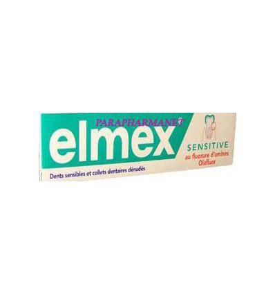 Green Toothpaste ELMEX