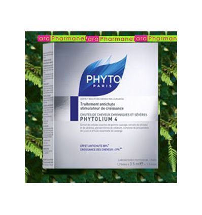phytoLIUM 4 concentrated anti loss hair Phyto