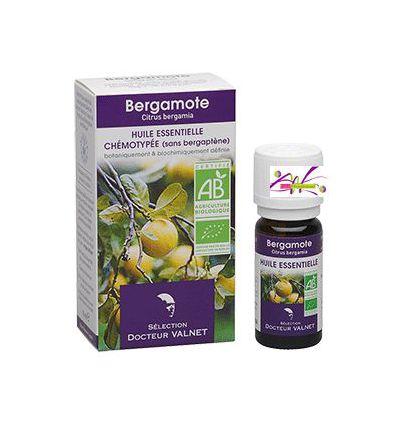 Huile essentielle BIO Bergamote Docteur Valnet