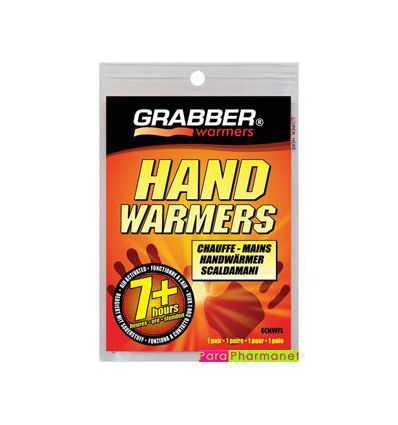 Hand warmers chauffe-mains Soin mains Grabber warmers
