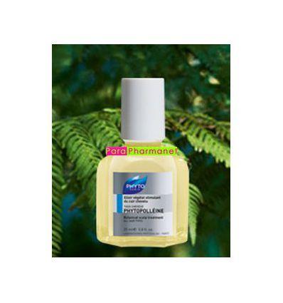 Phytopolléine Elixir végétal stimulant cheveuxflacon 25 ML PHYTOSOLBA
