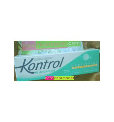 Kontrol Blancheur Dentifrice Anti-Tâches Omega