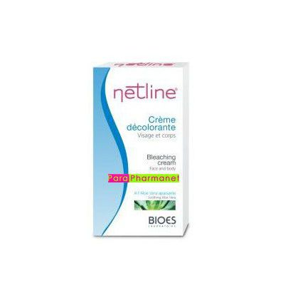 Netline Crème décolorante Visage & Corps BIOES