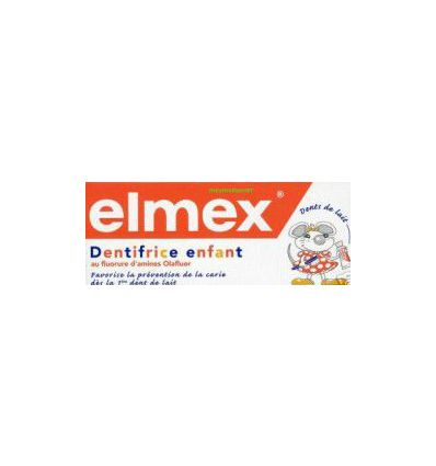 Enfants Dentifrice ELMEX