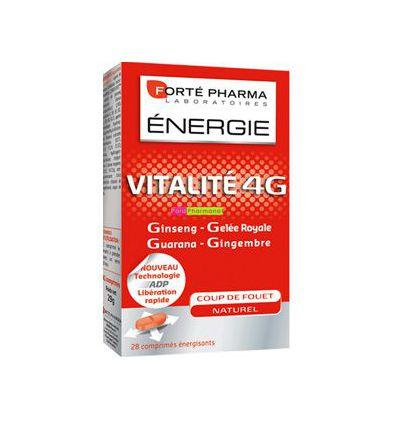 VITALITE 4G 28 tablets energy FORTE PHARMA