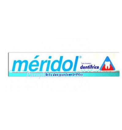Toothpaste Meridol care iritated gums