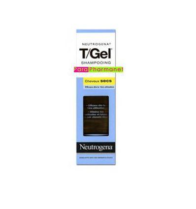 T/Gel Cheveux Normaux à Secs Flacon 250 ml NEUTROGENA