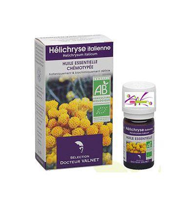 Huile essentielle BIO Hélichryse italienne 5 ml Doctor Valnet