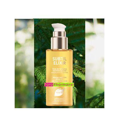 Subtil Elixir huile nutrition cheveux secs Phyto