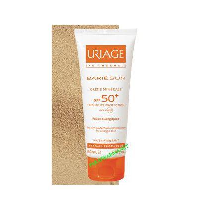 Mineral Cream SPF 50+ UVA/UVB BariéSun URIAGE