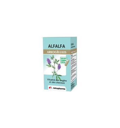 Arkogélules ALFALFA 45/FL Arkopharma