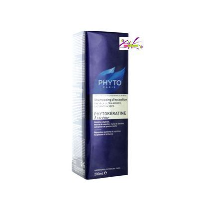 PHYTOKERATINE Extrême Shampooing d'exception Phyto