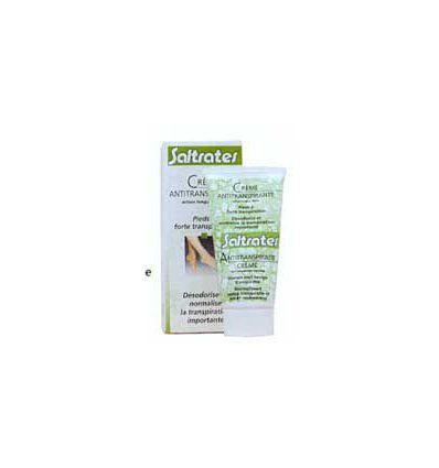 Anti-perspirant Cream. SALTRATES