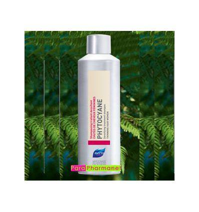 Phytocyane Shampoo treatment hair PHYTOSOLBA